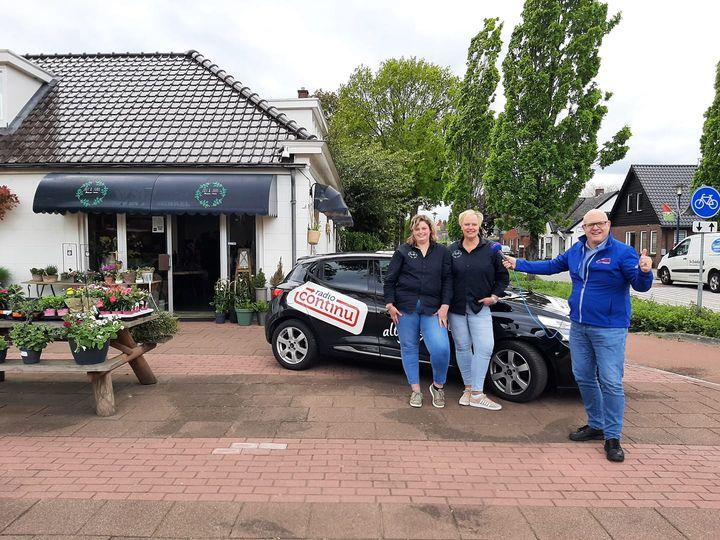 03-06-2021: Jut & Juul Bloemen & Wonen in Continu in Bedrijf