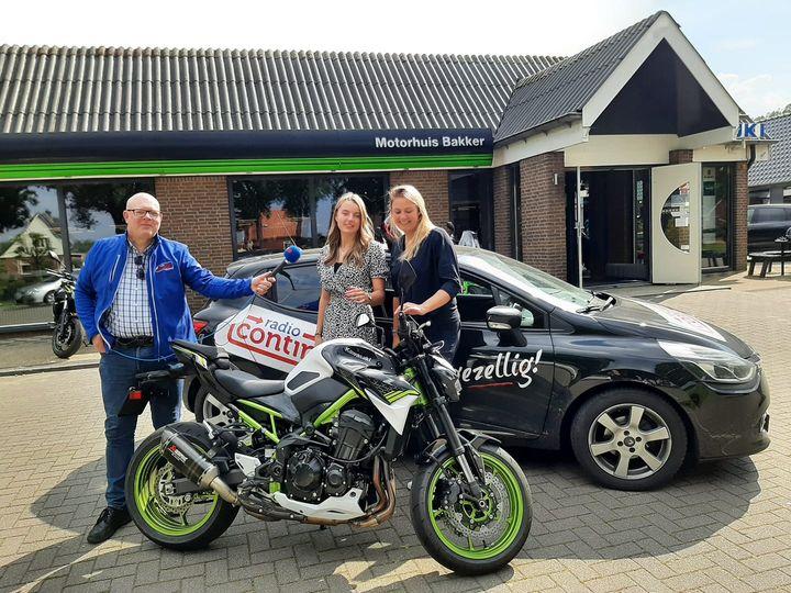10-06-2021: Motorhuis Bakker in Continu in Bedrijf