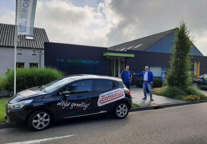 15-7-2021: Bouwbedrijf Broekman uit Nijensleek in Continu in Bedrijf