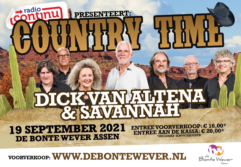 Radio Continu presenteert: Country Time