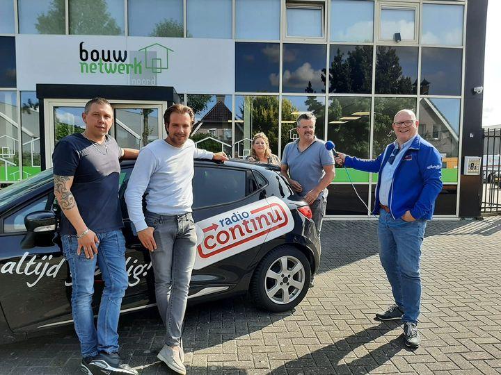 26-8-2021: Bouwnetwerk Noord in Continu in Bedrijf