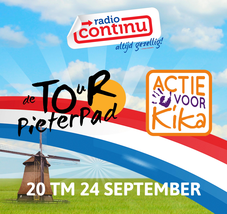 Tour De Pieterpad 2021!