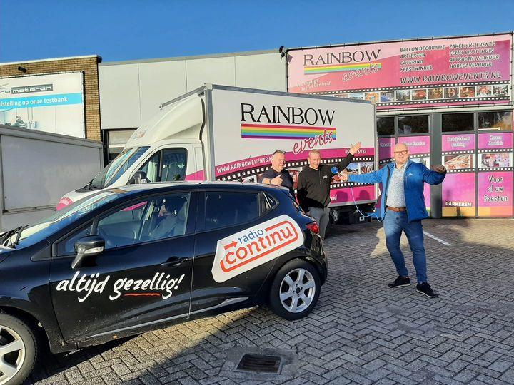 28-10-2021: Rainbow Events uit Winschoten in Continu in Bedrijf