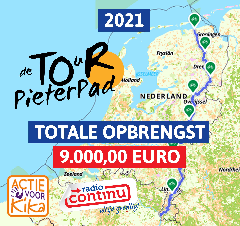 Tour De Pieterpad '21